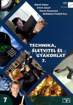 Kép: Technika és életvitel és gyakorlat 7.