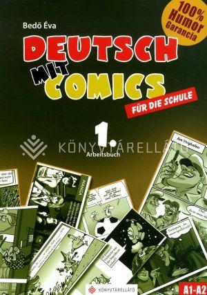Kép: Deutsch mit Comics 1 - für die Schule