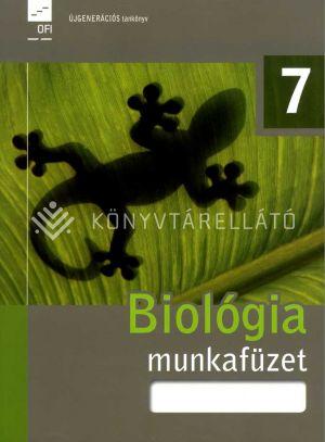 Kép: Biológia – Egészségtan 7. Munkafüzet