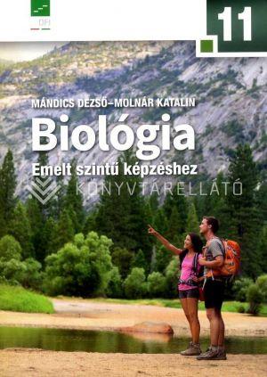 Kép: Biológia 11. a középiskolák számára emelt szintű képzéshez