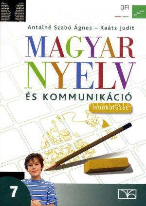 Kép: Magyar nyelv és kommunikáció.  Munkafüzet a 7. évfolyam számára
