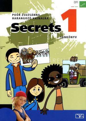 Kép: Secrets 1 Tankönyv