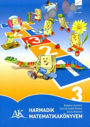 Kép: Harmadik matematikakönyvem 3.