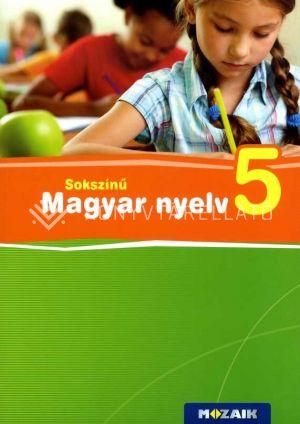Kép: Sokszínű magyar nyelv tankönyv 5.o.