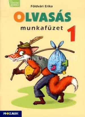 Kép: Sokszínű anyanyelv - OLVASÁS munkafüzet 1.o.