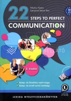 Kép: 22 Steps to Perfect Communication