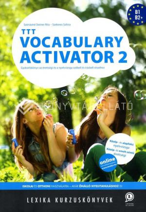 Kép: TTT Vocabulary Activator 2