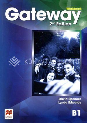 Kép: Gateway 2nd Edition B1 Workbook