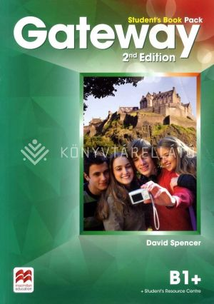 Kép: Gateway 2nd Edition B1+ Students Materials