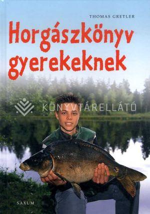 Kép: Horgászkönyv gyerekeknek