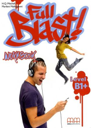 Kép: Full Blast Level B1+ Workbook