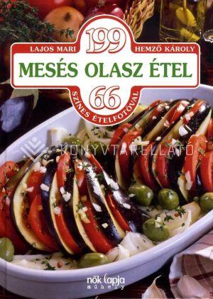 Kép: 199 mesés olasz étel