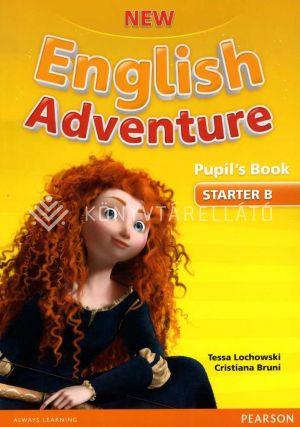 Kép: New English Adventure STARTER B Pupils Materials