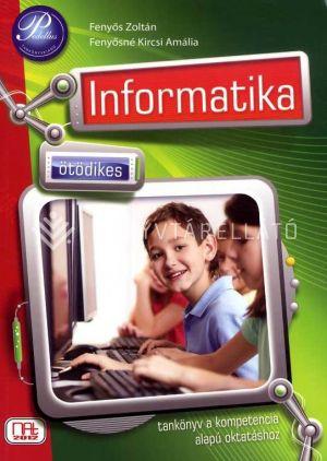 Kép: Ötödikes informatika