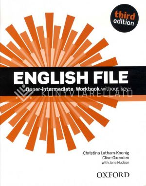 Kép: English File Third edition Upper-Intermediate Workbook