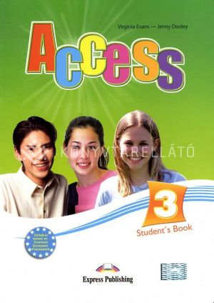 Kép: ACCESS 3 - Students Book