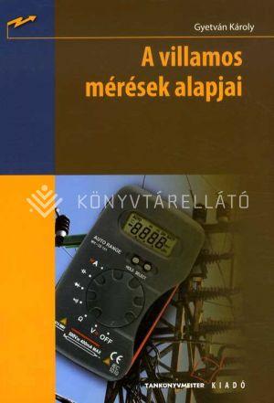 Kép: A villamos mérések alapjai
