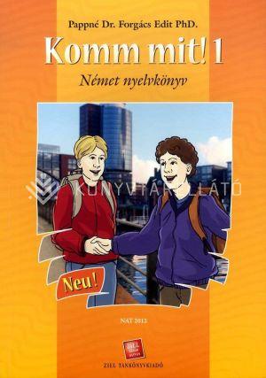 Kép: Komm Mit!1 Neu Német nyelvkönyv