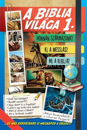 Kép: A Biblia világa I.