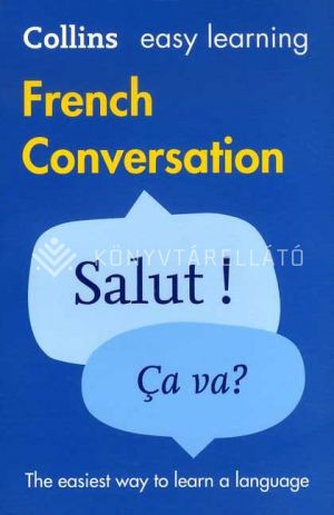 Kép: Collins Easy Learning French Conversation+free audio