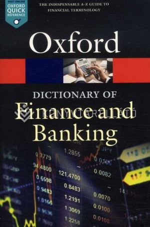 Kép: A Dictionary of Finance and Banking (Oxford Quick Reference)