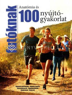 Kép: 100 nyújtógyakorlat és anatómia futóknak