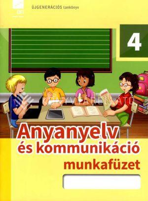 Kép: Anyanyelv és kommunikáció munkafüzet 4. osztályosoknak