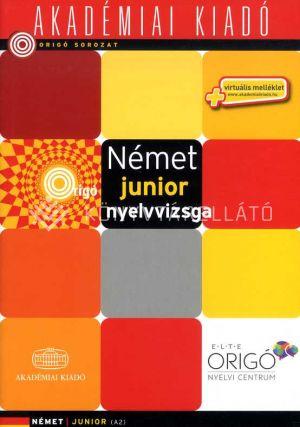 Kép: Origó - Német junior nyelvvizsga (A2) virtuális melléklettel