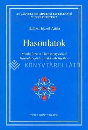 Kép: Hasonlatok - Munkafüzet a Tinta Könyvkiadó Hasonlatszótár című kiadványához