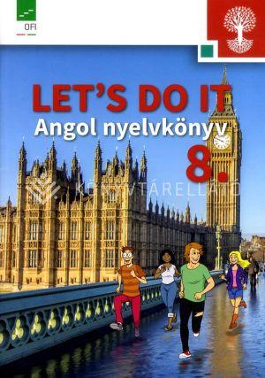 Kép: Lets do it. Angol nyelvkönyv 8.