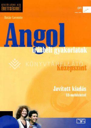Kép: Angol írásbeli gyakorlatok. Középszint. Átdolgozott, bővített kiadás CD melléklettel