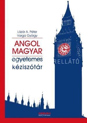 Kép: Angol-magyar egyetemes kéziszótár