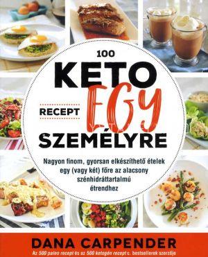 Kép: 100 keto recept egy személyre