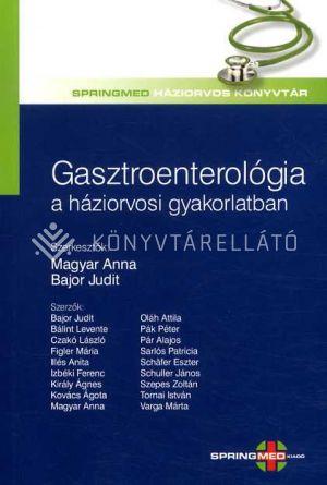 Kép: Gasztroenterológia a háziorvosi gyakorlatban