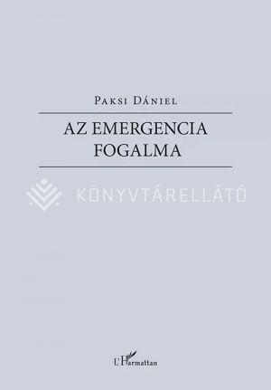 Kép: Az emergencia fogalma