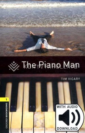Kép: The Piano Man - Obw Library 3E Level 1 Mp3 Pack