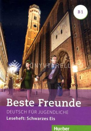 Kép: Beste Freunde B1 Schwarzes Eis