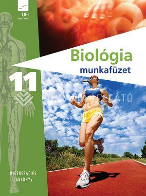 Kép: Biológia – egészségtan munkafüzet 11.
