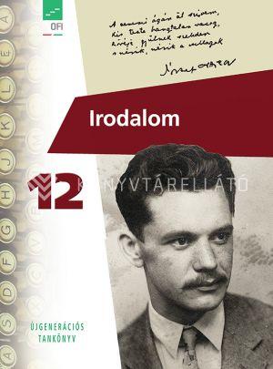 Kép: Irodalom tankönyv 12.