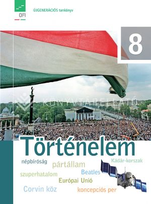 Kép: Történelem tankönyv 8.