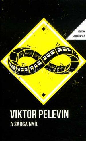 Kép: A Sárga Nyíl - Helikon Zsebkönyvek 83.