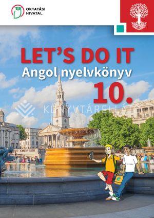 Kép: LETS DO IT Angol nyelvkönyv 10.