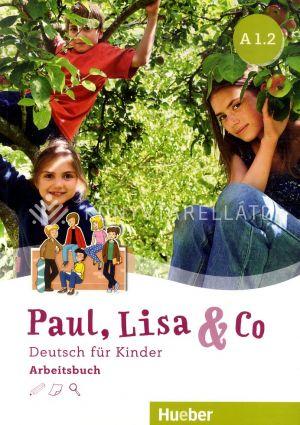 Kép: Paul, Lisa & Co A1.2 Arbeitsbuch