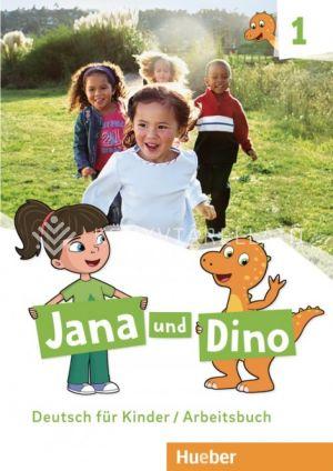 Kép: Jana und Dino 1 Arbeitsbuch