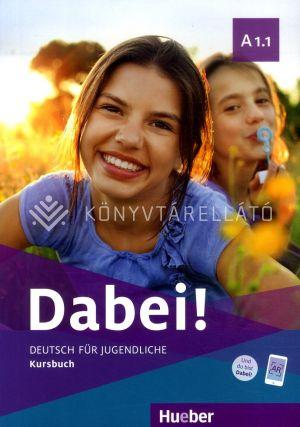 Kép: Dabei! A1.1 Kursbuch online hanganyaggal