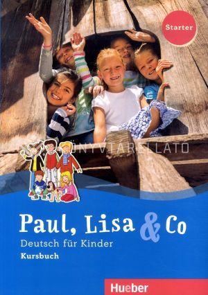 Kép: Paul, Lisa & Co Starter Kursbuch online hanganyaggal