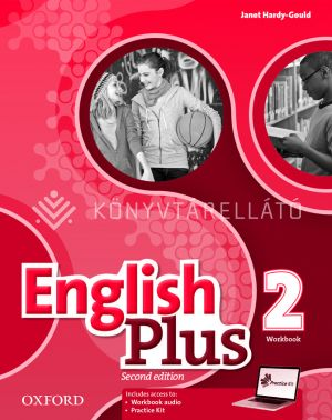 Kép: English Plus Second edition 2 Workbook online hanganyaggal
