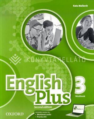 Kép: English Plus Second edition 3 Workbook online hanganyaggal