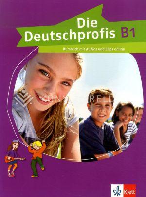 Kép: Die Deutschprofis B1 Kursbuch mit Audios und Clips online