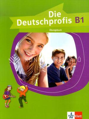 Kép: Die Deutschprofis B1 Übungsbuch